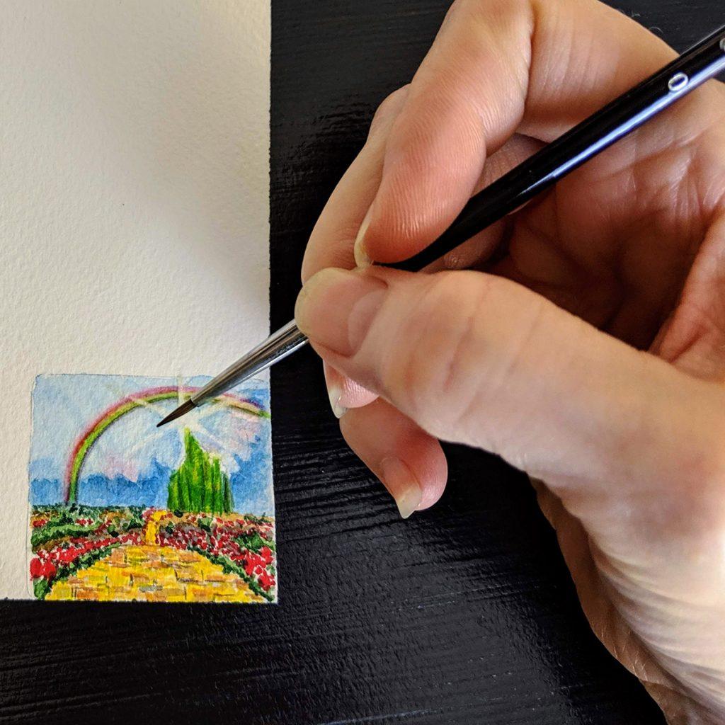 miniature masterpiece